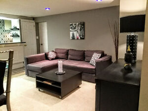 Available May furnished short/long term all included