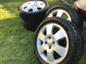 Ford Focus Rims and Tires $250.00