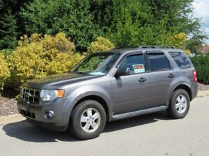 2011 Ford Escape  $9000.00 Asking