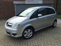 2006/56 Vauxhall Meriva 1.6 i 16v Energy 5dr