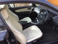 BMW 120D Coupe 2010 Automatic