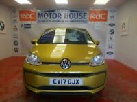 2017 Volkswagen UP MOVE UP(ONLY 20.00 ROAD TAX) (ONLY 41055 MILES) FREE MOTS AS