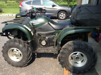 ATV Grizzly 2003