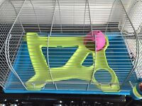 Hamster cage. Savic Bristol