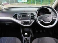 2016 Kia Picanto Kia Picanto 1.0 65 SE 5dr Hatchback Petrol Manual