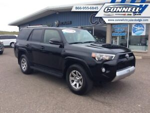 2016 Toyota 4Runner SR5  LEATHER / SUNROOF  - $248.94 B/W