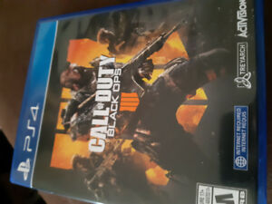 Ps4 Black Ops4