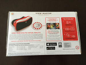 View Master Virtual Reality Starter Pack Kitchener / Waterloo Kitchener Area image 3