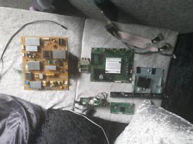"Sony 55"" 4k smart TV parts"