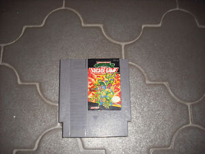 Teenage Mutant Ninja Turtles 2 Arcade Nintendo Nes Clean