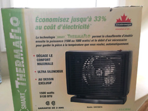 Seabreeze Thermaflo 1500 Watt Heater