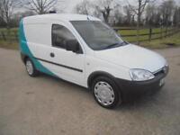 Vauxhall Combo 1.7CDTi 16v 1700