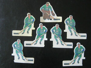COLECO Banana BladeTabletop NHL Hockey Players from 1971, USED Edmonton Edmonton Area image 1