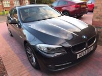 Bmw 520d 2012 diesel FBSH 3 years warranty 1 previous owner only