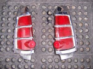 1963 Pontiac Tail Lights