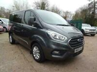 Ford Transit Custom Ltd DCIV 2.0 300 L1 H1 130PS EcoBlue Auto EU6 £22995 + VAT