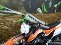 KTM SX 85 Motocross Bike