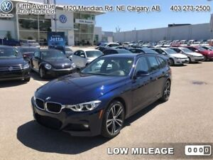2017 BMW 3 Series 330i xDrive AWD Touring  - Leather Seats - $31
