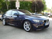2013 BMW 3 SERIES 320I M SPORT AUTO SALOON PETROL