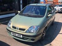 Renault Scenic 1.6 16v auto 2001MY Expression
