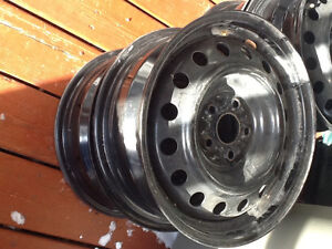 Rims (4)  in excellent condition