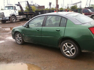 2003 Saturn ION certified and e tested Sedan