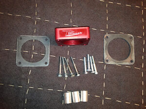Jeep tj 2.5 throttle body spacer