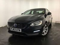 2013 63 VOLVO S60 SE D3 DIESEL 1 OWNER SERVICE HISTORY FINANCE PX WELCOME