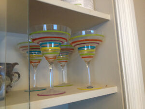 Drinking Glasses sets , $15 per set