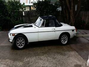1976 MGB -Great restoration project--good condition for it's age. Mount Gambier Grant Area Preview