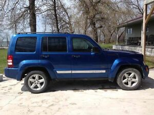 2009 Jeep Liberty Sport SUV, Crossover