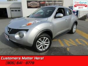 2012 Nissan Juke SV  AWD, SUNROOF, HEATED SEATS, BLUETOOTH