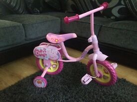 Peppa pig bike for sale