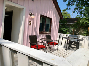 Cottages property- Wasaga Beach, high cap rate or live free!