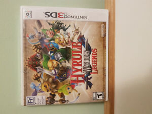3DS Hyrule Warriors Legends  (Brand New)