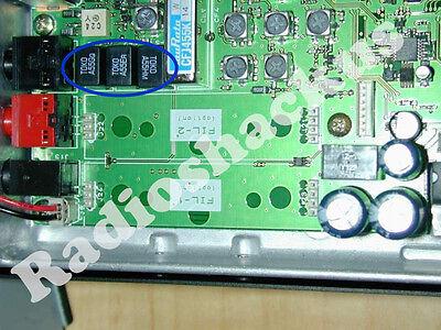 YAESU FT-857/897 Signal Crash455E/455G/455H Filter 3 PCS Bundle Replacement kit for sale  Shipping to Ireland