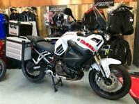 Yamaha XT 1200 Super Tenere! Lots of Extras!
