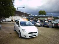 Fiat Punto 1.4 8v Sound Hatchback 3d 1368cc