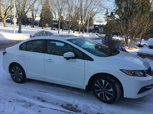 2015 Honda Civic Sedan 7000km Excellent Condition