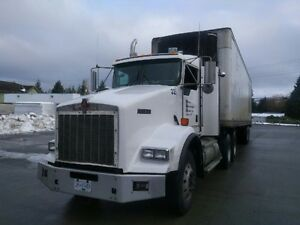 2013 T800 Heavy Spec Daycab