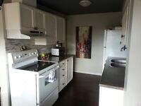 Spacious semi-detached 3-bedroom house for rent near RVH