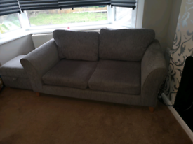 2 seater sofa, used but good condition.