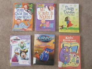 Collection of Children's Chapter Books