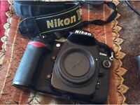 NIKON D200 AND Tamron 70-300mm Lens immaculate condition Full camera SLR DALR Package