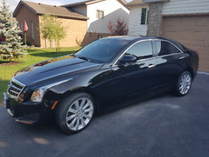 2014 LUXURY CADILLAC ATS,SAFTIED,FULLY LOADED,EXCELLENT CONDTION