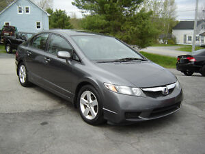 2009 Honda Civic EX L Sedan