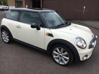 "0707 Mini Mini 1.6 120bhp ( Chili ) Cooper White 3 Door 49717mls 17"" Alloy Wheel"