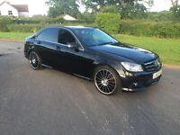 Mercedes c220cdi amg pack