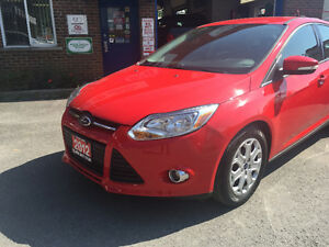 2012 Ford Focus !!! ONLY 37K & Remote Start !!! Kingston Kingston Area image 3