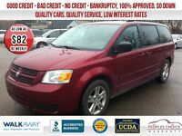 2010 Dodge Grand Caravan | SE | FWD | Cruise | Low KM's